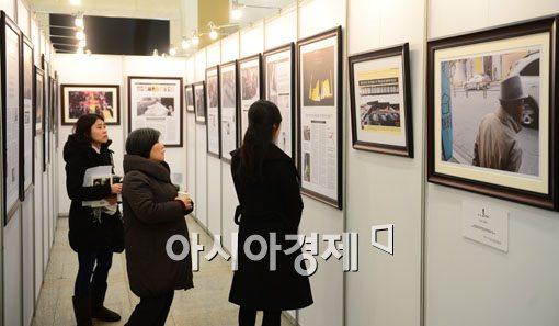 [포토]'그 섬 파고다' 24일까지 서울시의회에서 전시