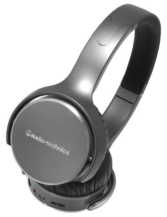 오디오테크니카, 앰프 내장한 헤드폰 출시