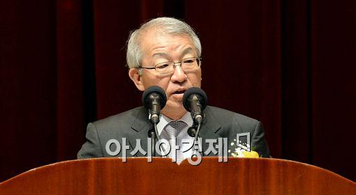 [포토]축사하는 양승태 대법원장