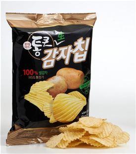 롯데마트, '통큰 감자칩' 출시