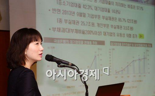 [포토]2014년 은행산업 전망은