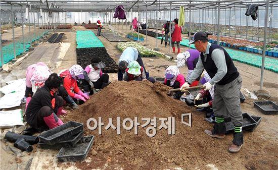 구례군, 2014년 지역공동체 일자리사업 참여자 모집