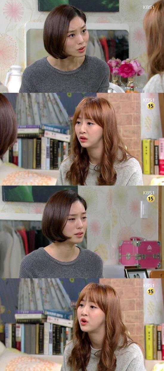 '사노타' 황선희, 다솜과 백성현 사이 '방해 공작'