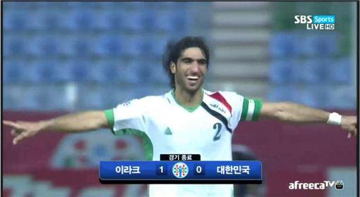 '아 이라크…' 한국, AFC U-22 챔피언십 결승 진출 좌절