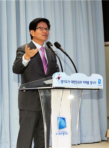 김문수 정부·당(黨)과 각 세우나?…부쩍 '높아진' 발언수위