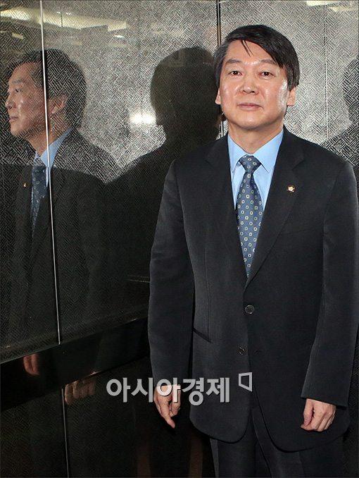 """[포토]""""김한길 대표 만나려 갑니다"""""""