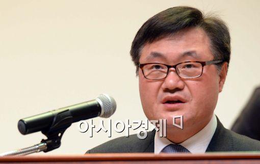 [포토]개인정보 유출관련 유의사항 설명하는 조영재 금감원 부원장