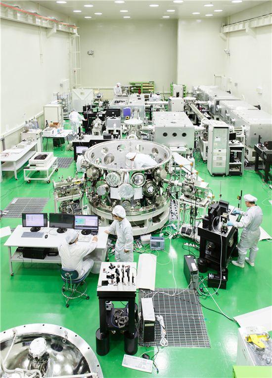 세계 최고 레이저 기술 보유하고 있는 고등광기술연구소