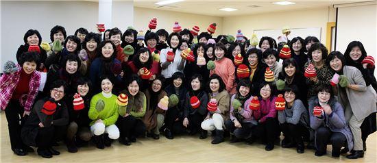 DGB금융그룹부인회, 글로벌 나눔 봉사활동 실시