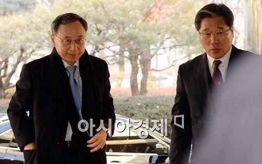 KT 황창규, 미래부 장관·방통위원장에 오늘 첫인사