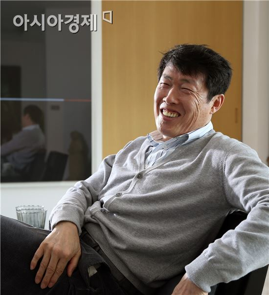 차범근 SBS 해설위원[사진=정재훈 기자]
