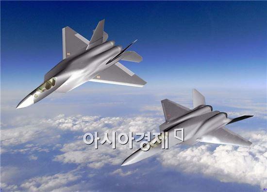 일본의 F-3의 가상 디지털 영상(DMU)을 최초 공개 영상.  3차원 디지털 형상은'24DMU'다. 일본의 연호를 가리키는 평성 24년(2012년)에 설계해 이를 따온 이름이다.