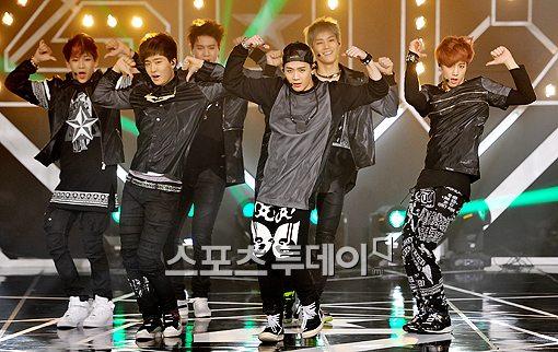 ▲아이돌 그룹 '갓세븐'.