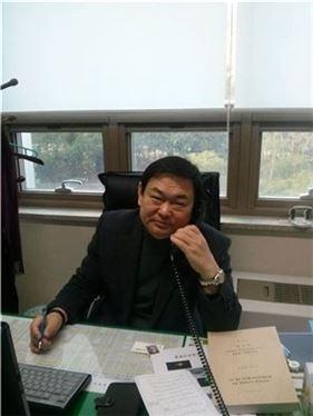 최성환 목포시 도시건설국장, 60대에 박사학위 취득