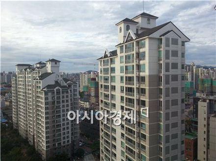 서울 시내 한 아파트.
