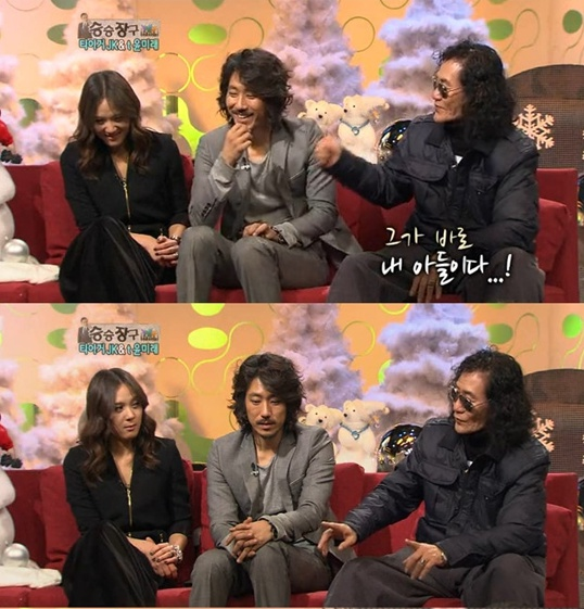 ▲서병후 별세.(출처: KBS2 예능프로그램 방송 캡처)