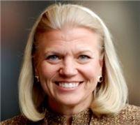 [글로벌페이스]IBM의 버지니아 로메티 CEO