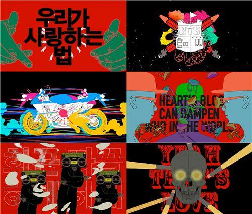 방탄소년단이 돌아온다… 강렬 컴백 트레일러 공개