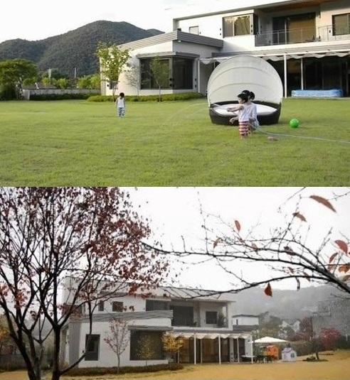 ▲이영애 집 공개.(출처: SBS 스페셜 다큐멘터리 방송 캡처)