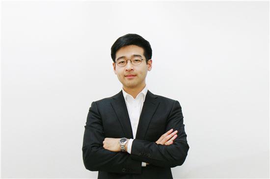 ▲김동호 아이디인큐 대표