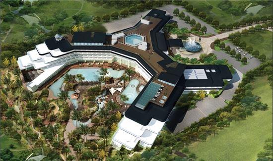 이랜드그룹, 제주에  5성급 '켄싱턴 마린 호텔' 오픈