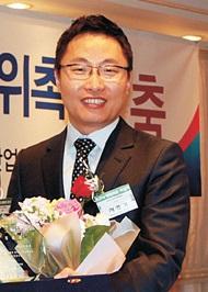 ▲서정기 한국스마트산업협회장