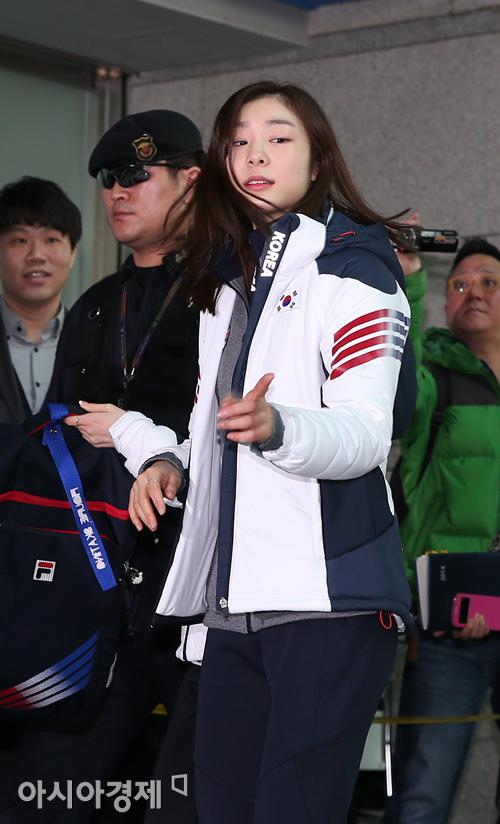 [포토] 넘버원 김연아
