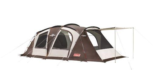 콜맨, 신제품 투룸형 텐트 출시
