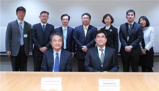 KT, NTT와 차세대 네트워크 기술협력 논의