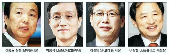 모바일 수장들 'MWC 출격'