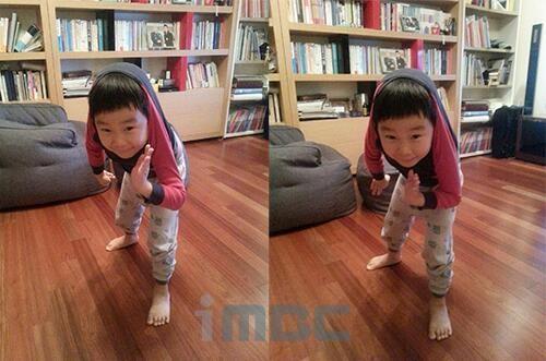▲김민율 스케이트 선수.(출처: MBC 공식 트위터)