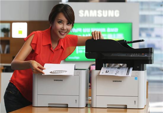 삼성전자, 중국 3대 이통사에 'A3 복합기' 1000대 공급