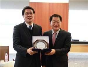 정식품, 한국혈액암협회로부터 후원 감사패 수상