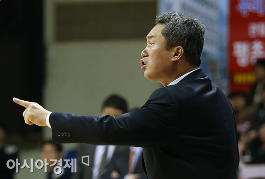 전창진 부산 KT 감독[사진=정재훈 기자]