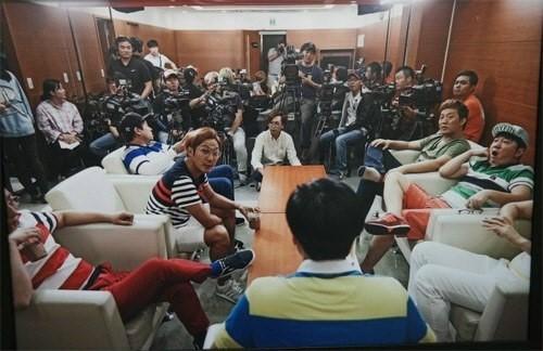 ▲ 무한도전 유재석 시점, (출처 온라인 커뮤니티)