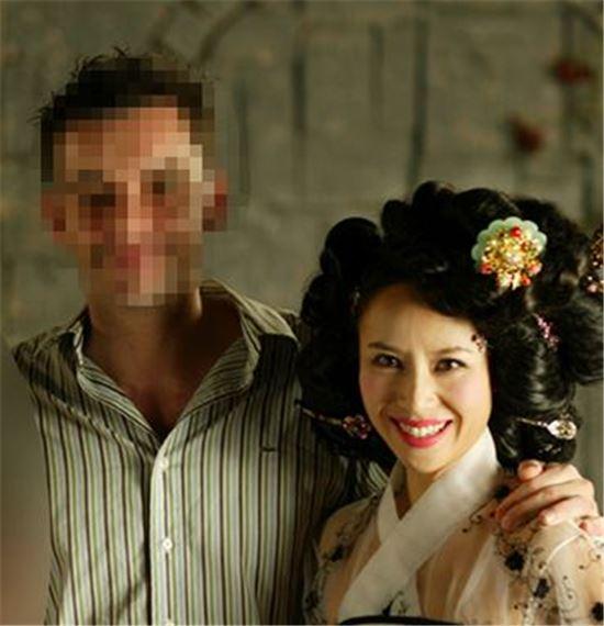 ▲옥소리 재혼, (출처 온라인 커뮤니티)