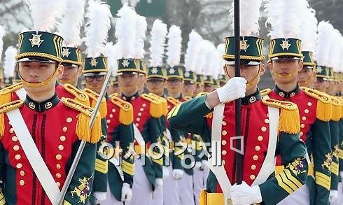 육군 3사관학교 485명 소위 임관한다