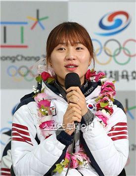 소치 동계올림픽 2관왕 박승희