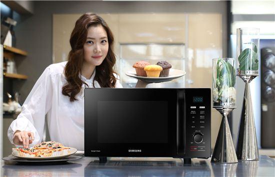 삼성전자, 2014년형 삼성 스마트 오븐 출시…35만원