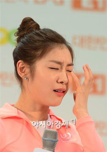 ▲피겨여왕 김연아가 세월호 침몰 희생자를 위해 1억 원을 기부했다.
