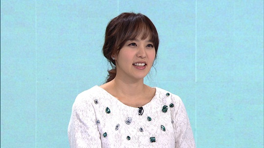 ▲박지윤 둘째 출산과 함께 '썰전' 복귀 예정.(출처: JTBC 제공)