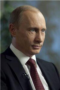 푸틴 <출처: 블룸버그>