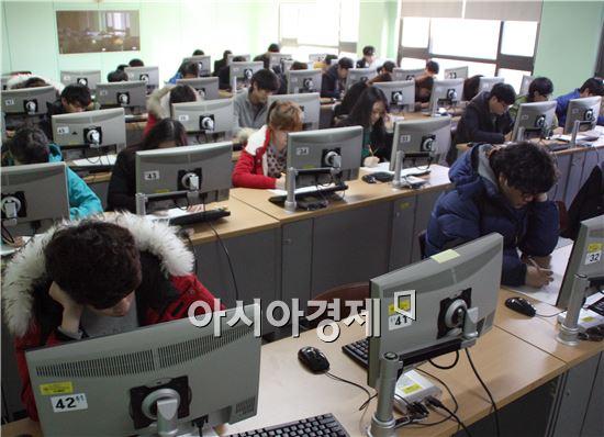 호남대 공과대학, '2014 신입생 기초학력진단평가'