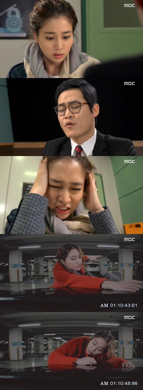 '앙돌' 이민정, 만취 연기도 문제 없어..'물오른 코믹'