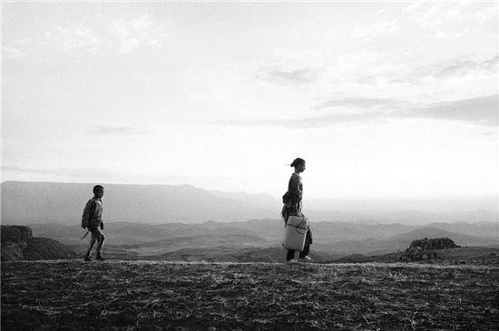 내 아름다운 것들은 다 제자리에 있다, Lalibela, Ethiopia, 2009년.
