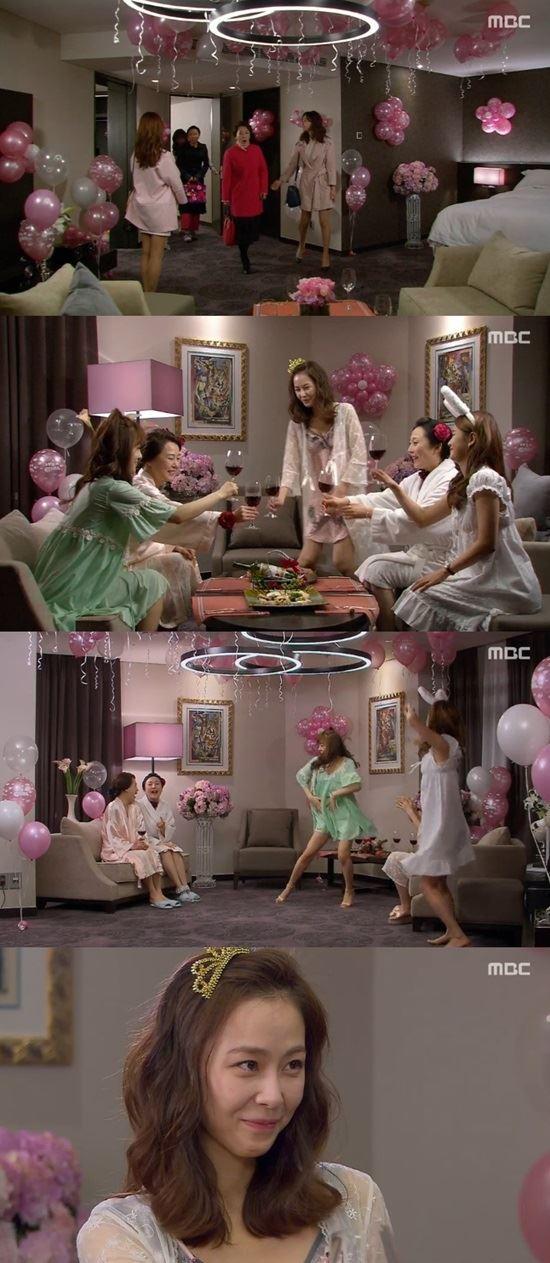 '사남주', 홍수현, 두 명 엄마와 파자마 파티…가족애 '뭉클'