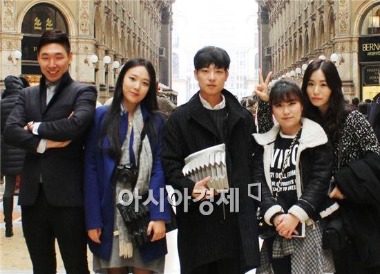 호남대 함가연, '2014 GUCCI 장학생' 최종 선정