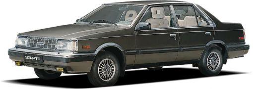 현대자동차 1세대 쏘나타