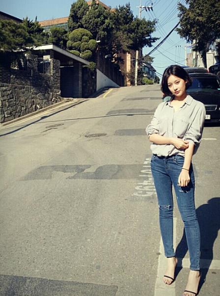 ▲왔다 장보리 오연서, (출처: 온라인 커뮤니티 캡처)