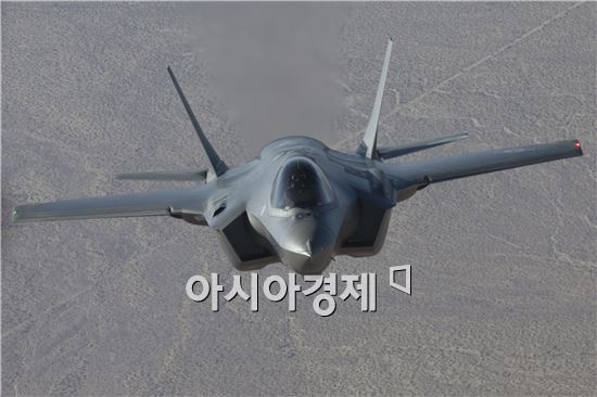 록히드마틴의 F-35A